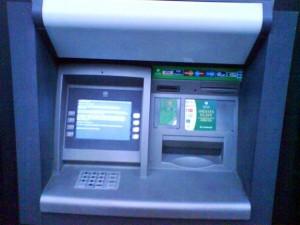 Кражби на пари при теглене от банкомат