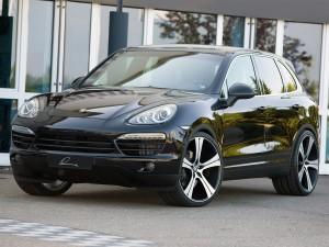 2010 Lumma Design Porsche Cayenne