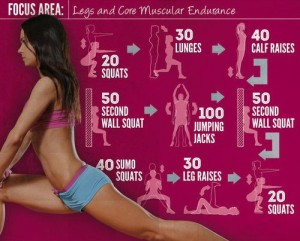 home fitness plan