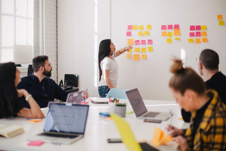 Мотивацията в големите организации